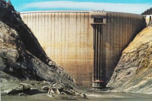 Le barrage de Tignes - Patrimoinesdumonde.net