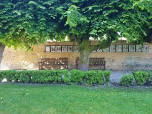 Jardin Maison Natale de La Fontaine